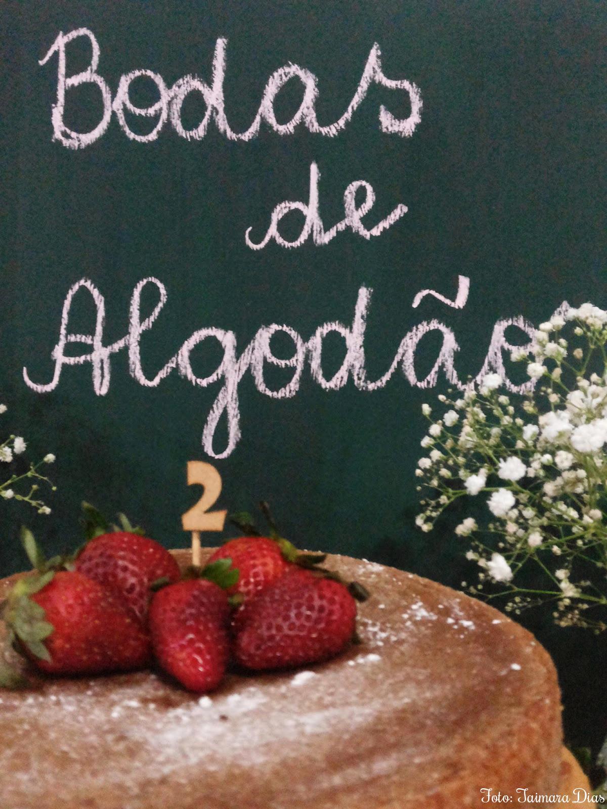Bodas De Algodao