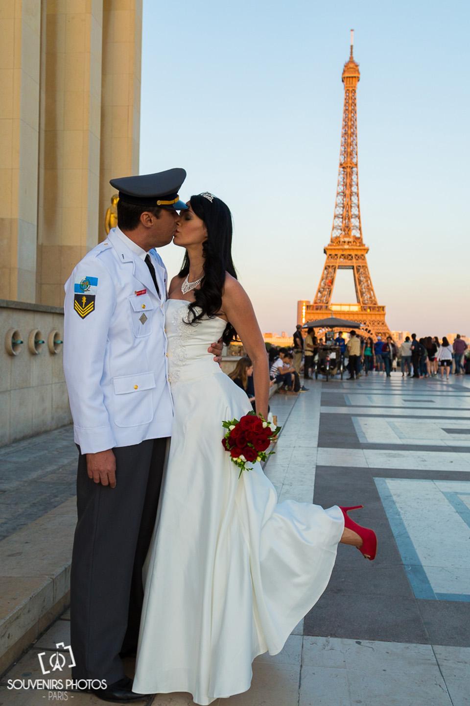 bodas em paris