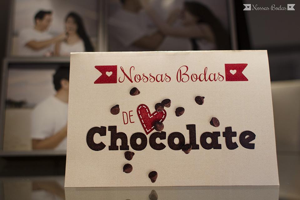 blog nossas bodas como comemorar bodas de chocolate