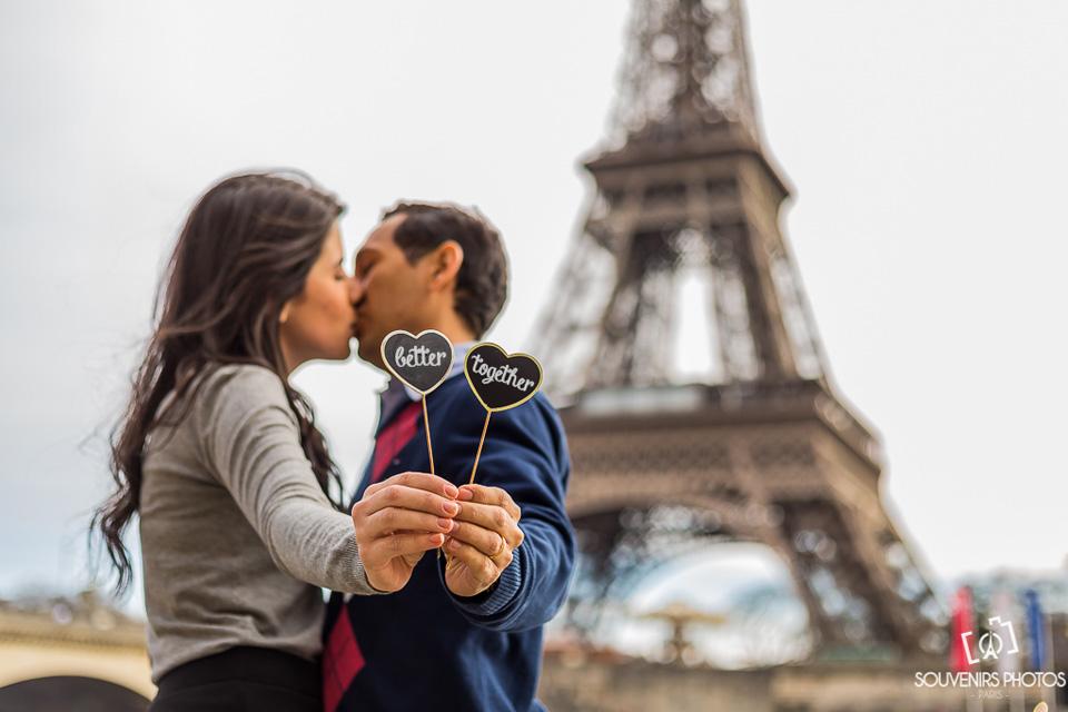 aniversario de casamento em paris