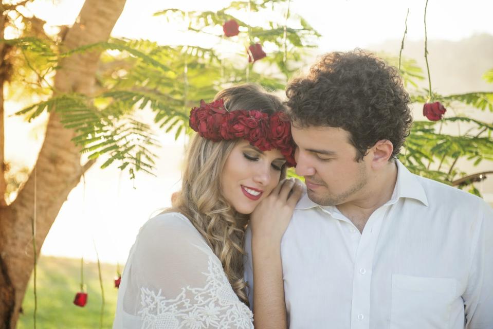 quatro anos de casamento