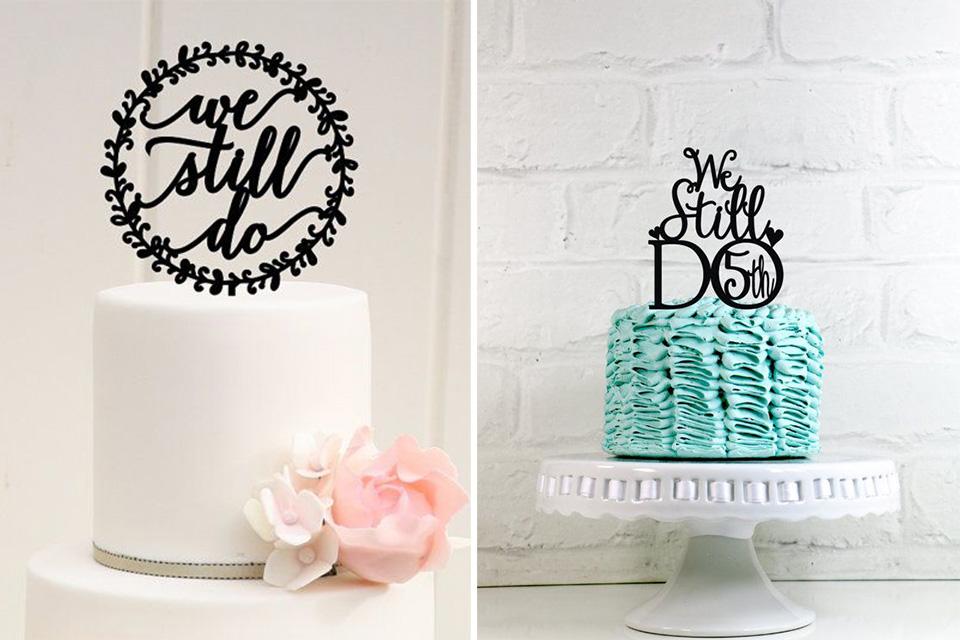 topo de bolo criativo