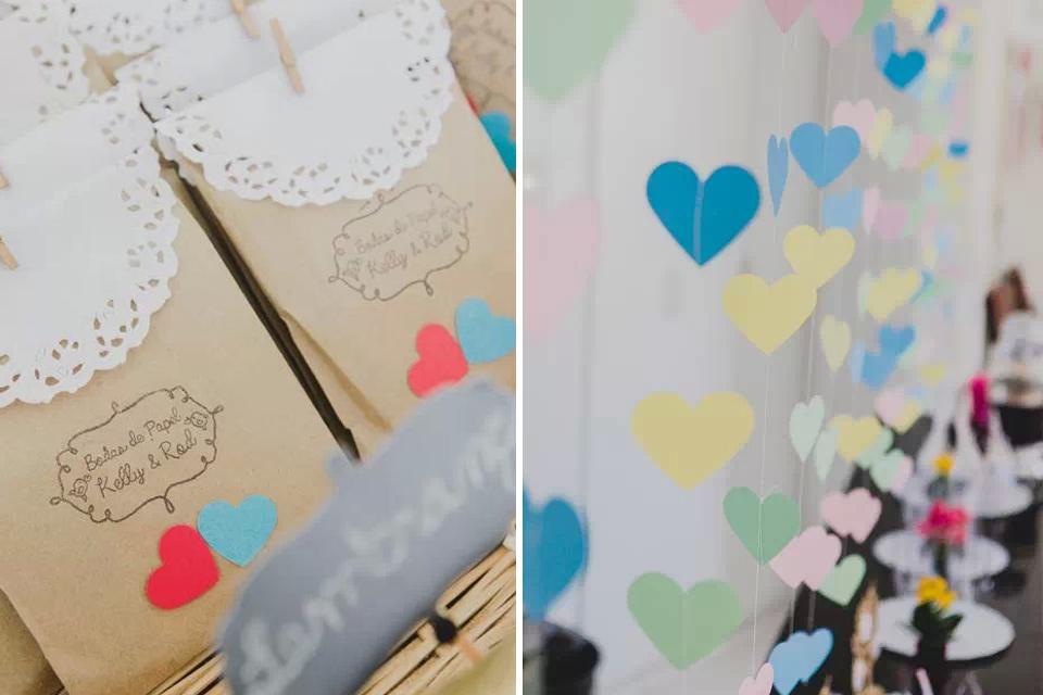 Bodas de Papel - Blog Nossas Bodas #bodasdepapel