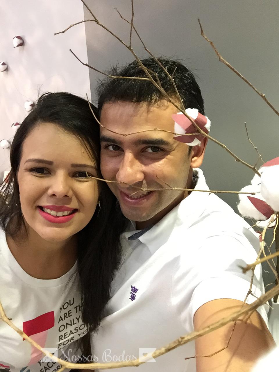 Bodas de Algodão - Dois anos de casamento dos leitores Keilly e Ricardo - Blog Nossas Bodas (12)