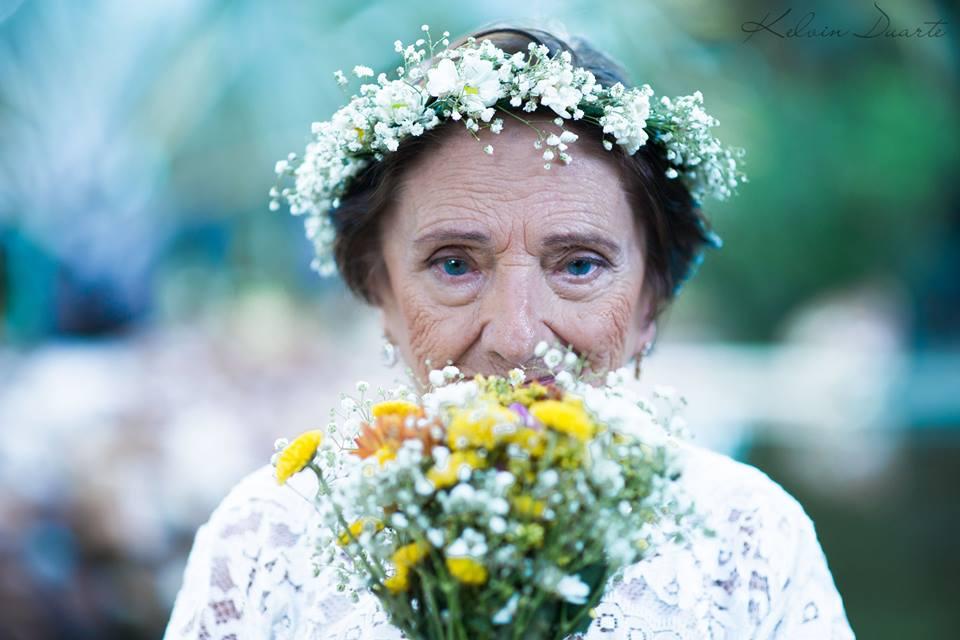 Ensaio fotografico bodas de diamantes