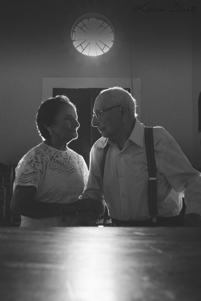 ensaio fotográfico bodas de diamante