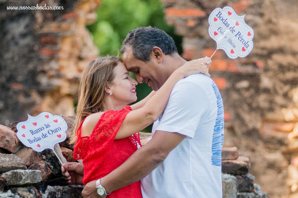 Bodas de pérola - Cida e Meira - 30 anos de casamento - nossas bodas (13)