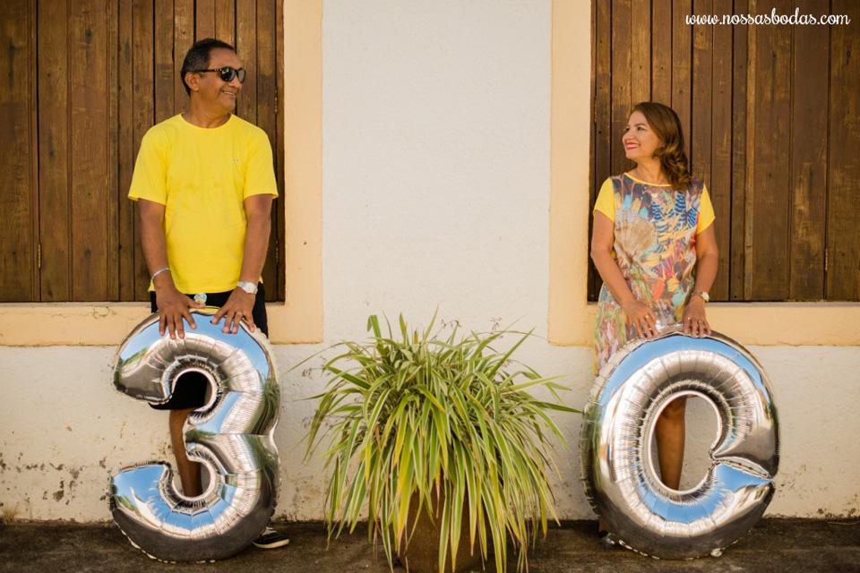 Bodas de pérola - Cida e Meira - 30 anos de casamento - nossas bodas (3)