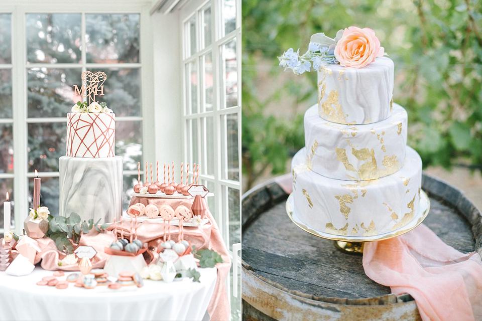bodas de mármore