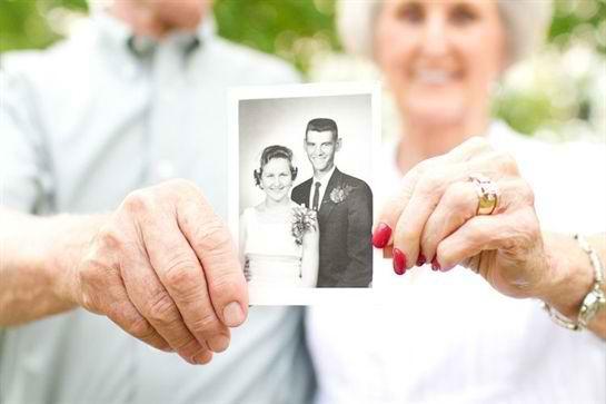 40 anos de casamento