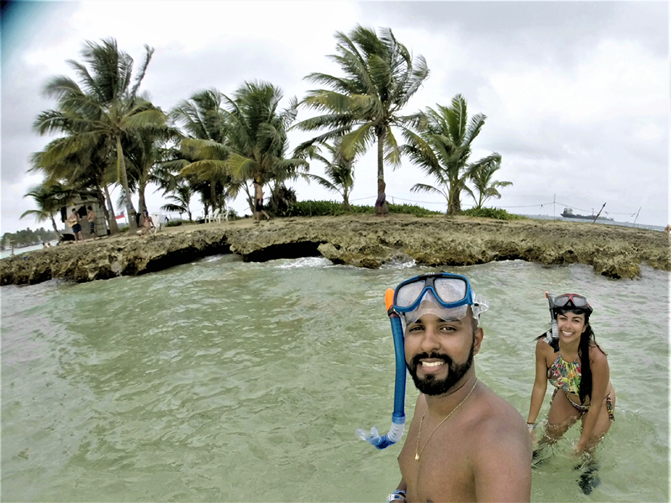Viagem San Andres colombiano