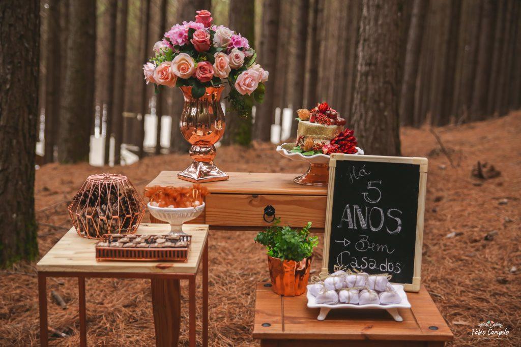 decoração para bodas de casamento aniversário bodas de madeira