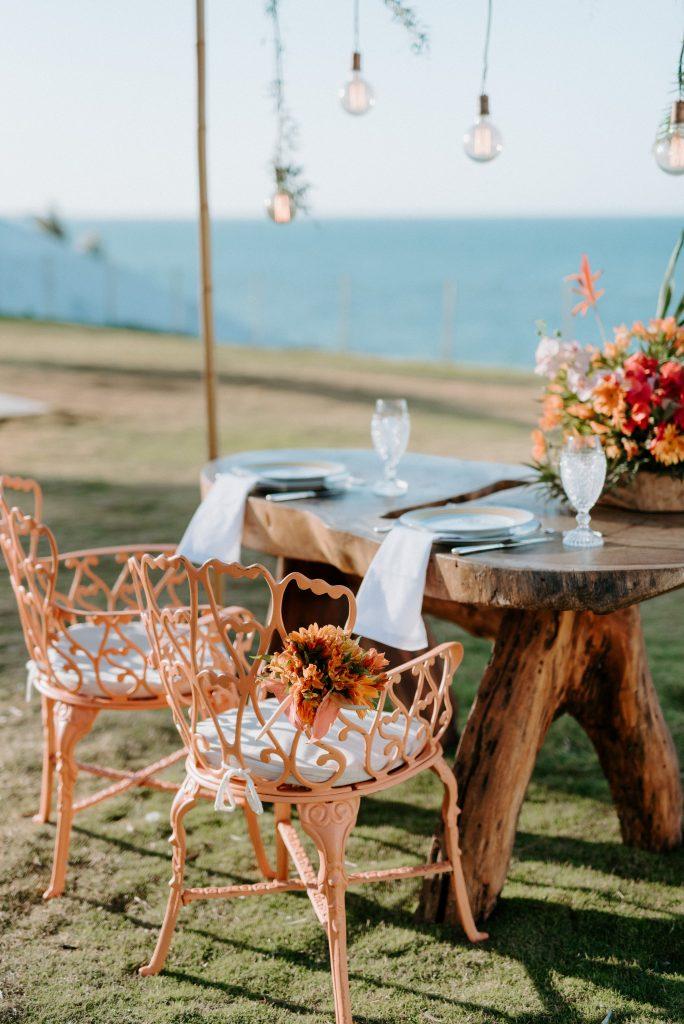Jantar romântico Ceará